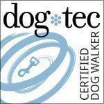 Certified dog walker