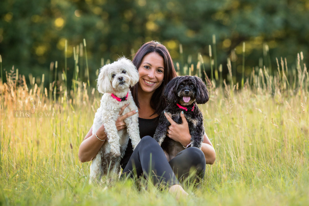 Pets Positive Effect: Happiness is people and their dogs