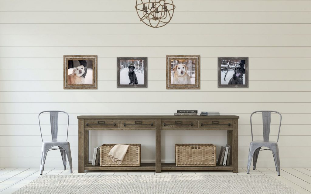 Farmhouse Frame Wall Collection
