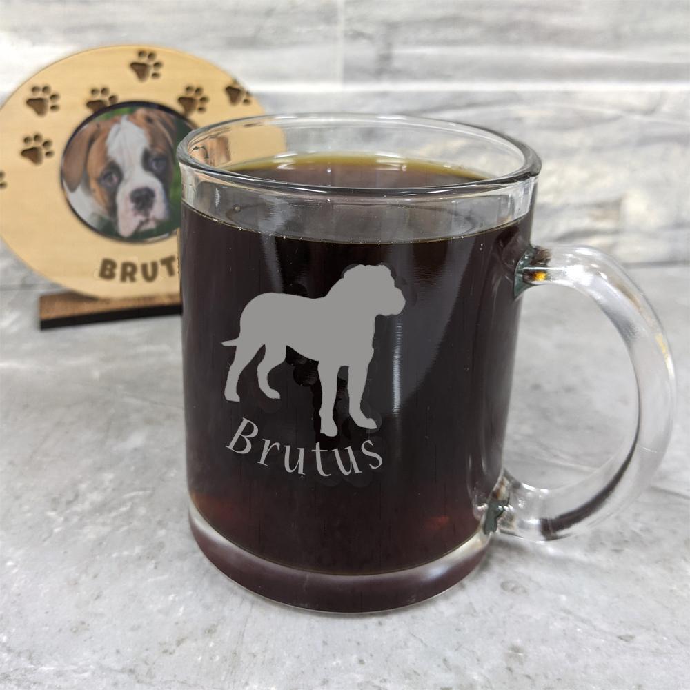 jGoolz cutom dog mug