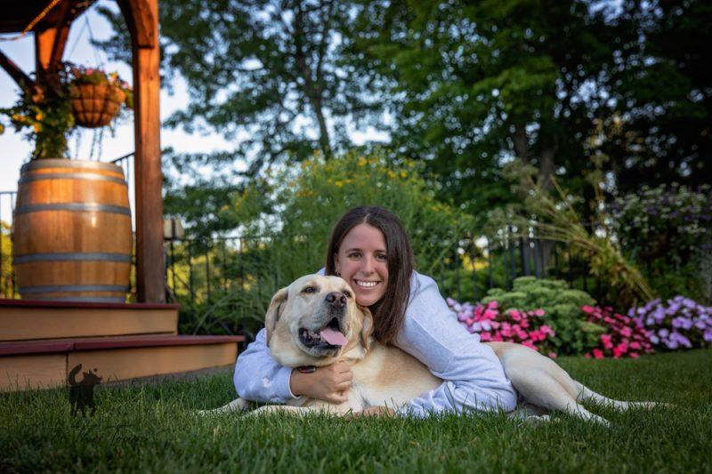 Zorvino Vineyards dog session